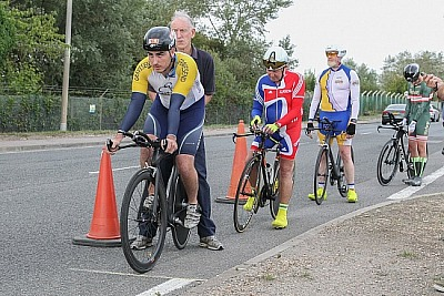 GCC Evening 10 Time Trial - 14-August-2018